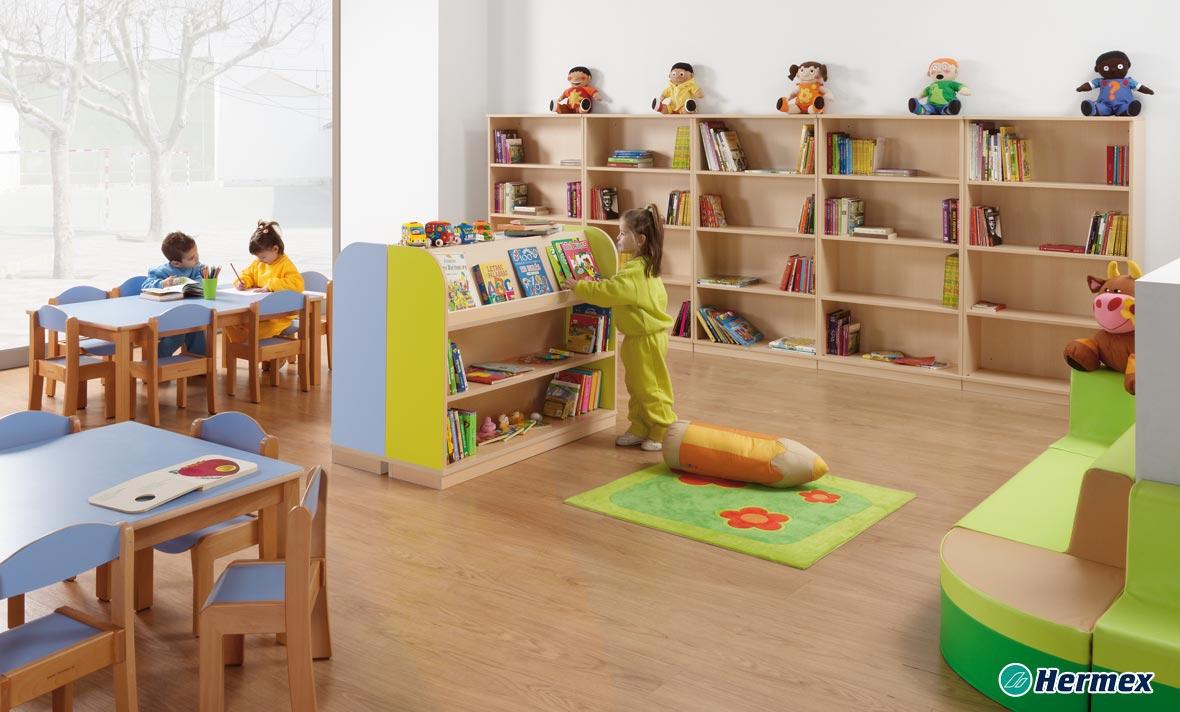 Biblioteca Escolar - Librerías