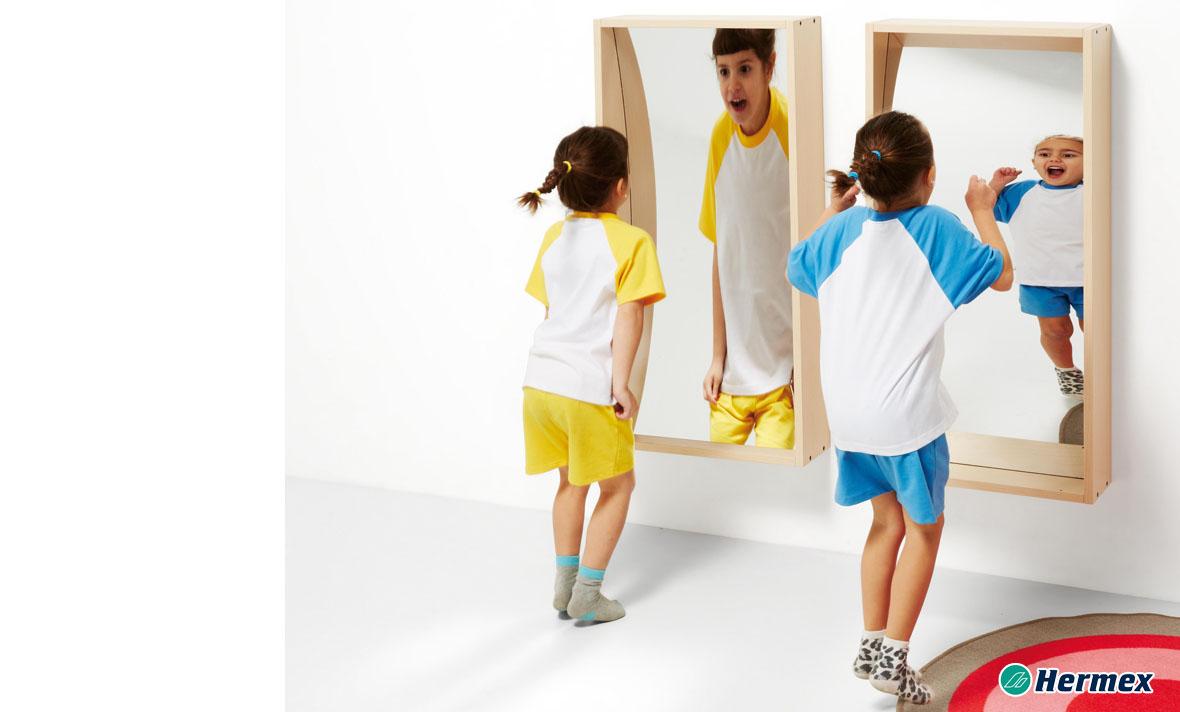 Espejos para aulas - Concavo y Convexo